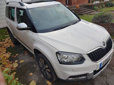 used Skoda Yeti 2.0 TDi CR Laurin & Klement Outdoor 4WD 5dr
