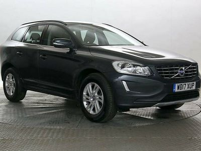 used Volvo XC60 2.0 D4 190 SE Geartronic 5dr