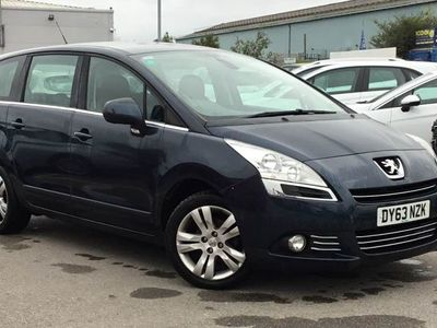 used Peugeot 5008 1.6 e-HDi 115 Active 5dr EGC