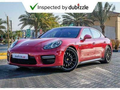used Porsche Panamera GTS GTS