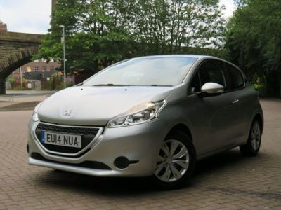 used Peugeot 208 1.2 ACCESS PLUS 3d 82 BHP FREE HOME DELIVERY TO 25 MILES