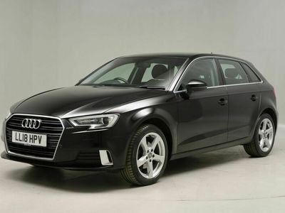 used Audi A3 2.0 TDI Sport 5dr S Tronic [7 Speed] For Sale Reg:LL18 HPV