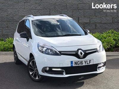 used Renault Grand Scénic 1.6 Dci Dynamique Nav [Bose+ Pack] 5-Door