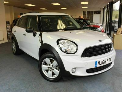 used Mini One Countryman 1.6 (Pepper) (s/s) 5dr