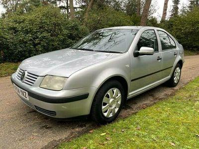 used VW Bora 1.6 S 4d 103 BHP Saloon 2004