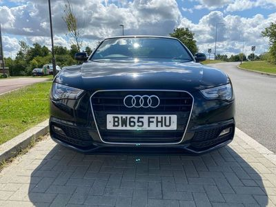 used Audi A5 Cabriolet Cabriolet 1.8 TFSI S line (s/s) 2dr