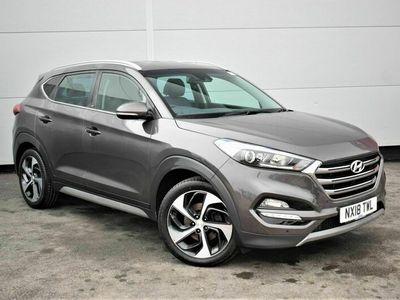 used Hyundai Tucson 1.6 T-GDi Sport Edition 5dr