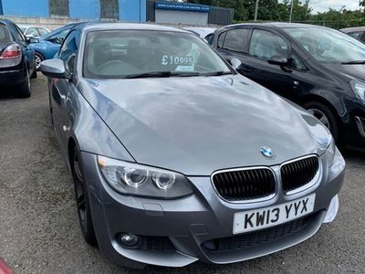 used BMW 320 3-Series Convertible d M Sport (2010) 2d Step Auto