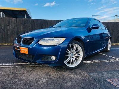 used BMW 320 3 Series D M SPORT