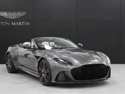 used Aston Martin DBS Volante V12 SUPERLEGGERA 2DR VOLANTE TOUCHTRONIC AUTO 5.2