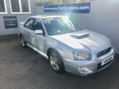 used Subaru Impreza 2.0 WRX Saloon 4d