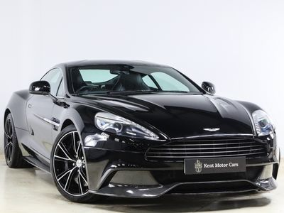 used Aston Martin Vanquish V12 2+2 2dr Touchtronic Auto 5.9