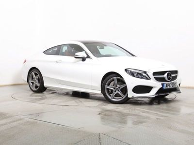 used Mercedes C300 C Class CoupeAMG Line Premium 2dr 9G-Tronic