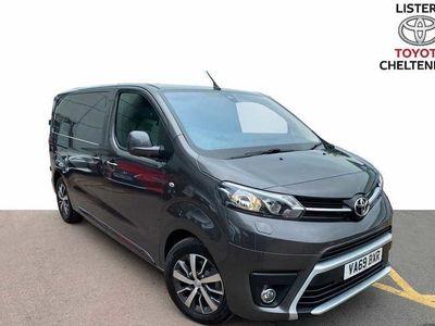 used Toyota Proace 2.0D 180 Design Van [TSS] Auto