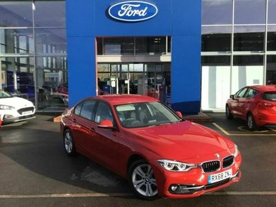 used BMW 320 3 Series i Sport 4dr