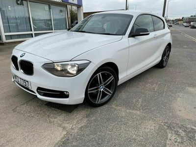 used BMW 116 1 Series 2.0 d Sport Sports Hatch (s/s) 3dr