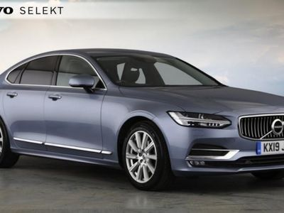 used Volvo S90 D4 Inscription Automatic ( WInter Pack, Smartphone Integration,
