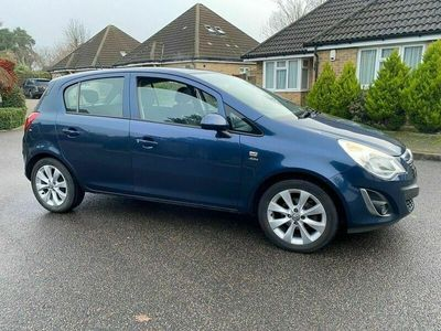 used Vauxhall Corsa 1.3 CDTi ecoFLEX 16v Active 5dr (a/c)