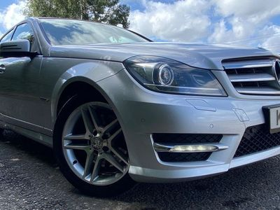 used Mercedes C350 C Class 3.0CDI BlueEFFICIENCY AMG Sport 7G-Tronic Plus 4dr (Map Pilot)