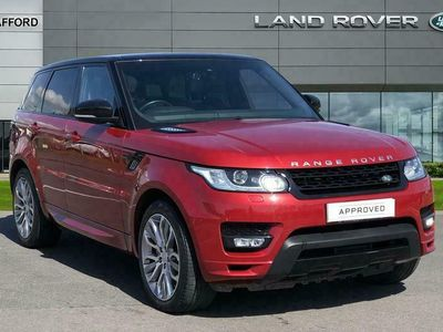 used Land Rover Range Rover Sport 4.4 SDV8 (339hp) Autobiography Dynamic 5dr