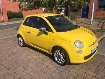 used Fiat 500 1.4 16v Pop 3dr