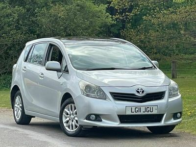 used Toyota Verso 1.8 V-Matic TR M-Drive S 5dr (7 Seats)