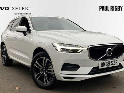 used Volvo XC60 T5 (247 BHP) Momentum Automatic (Heated Windscreen, 19' Alloy Wheels) 2.0 5dr