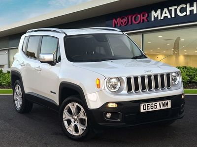 used Jeep Renegade 2.0 Multijet Limited 5dr 4WD