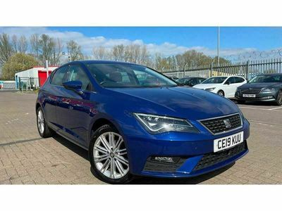 used Seat Leon 5dr 1.5 TSI EVO (130ps) XCELLENCE