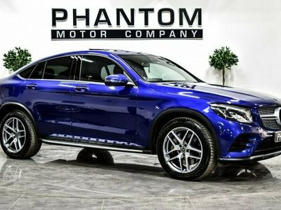 used Mercedes GLC350 GLC 3.0D 4MATIC AMG LINE PREMIUM PLUS 4d 255 BHP