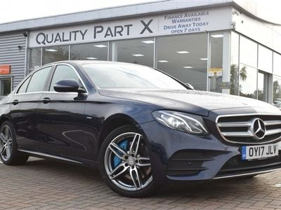 used Mercedes E350 E Class 2.06.4kWh AMG Line G-Tronic+ (s/s) 4dr Auto