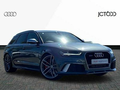 used Audi RS6 RS6 4.0T FSI Quattro RS 6 Performance 5dr Tip Autoavant