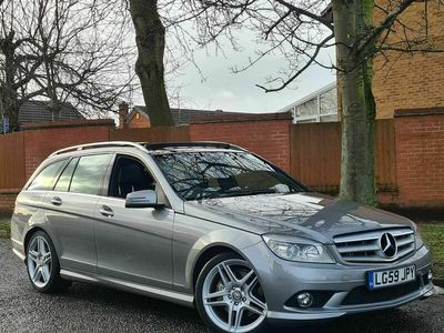 used Mercedes C320 C Class 3.0CDI Sport G-Tronic 5dr