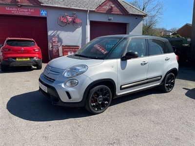 used Fiat 500L 1.6 MULTIJET BEATS EDITION 5d 105 BHP