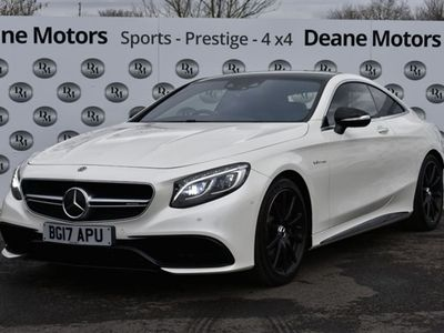used Mercedes S63 AMG S Class 5.5 AMG2d 577 BHP HUGE SPECIFICATION
