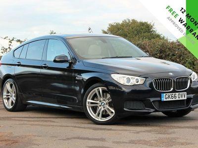 used BMW 520 Gran Turismo 5 Series D M SPORT Auto 5-Door