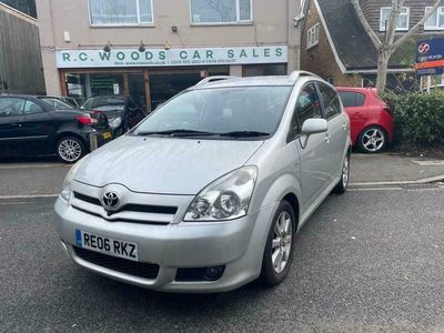 used Toyota Corolla Verso 2.2 D-4D T Spirit 5dr