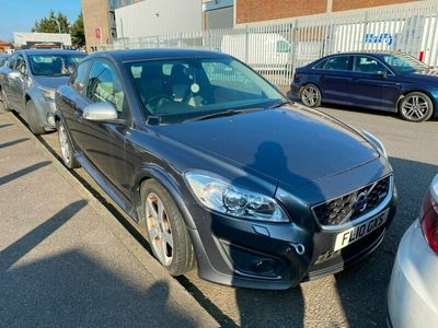 used Volvo C30 Coupe 1.6D DRIVe R DESIGN 3d