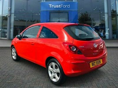 used Vauxhall Corsa 1.0 ecoFLEX Sting 3dr [AC] - DAYTIME RUNNING LIGHTS, SPEED SENSITIVE POWER STEERING, ELECTRIC DOOR MIRRORS, AIR CON, HILL START ASSIST