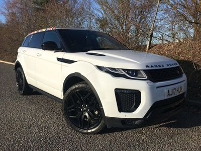 used Land Rover Range Rover evoque 2.0 Si4 HSE Dynamic Auto 4WD (s/s) 5dr