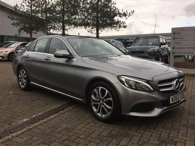 used Mercedes C250 C-ClassSport Premium 4dr Auto