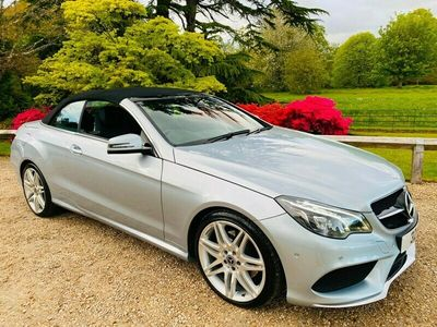 used Mercedes 350 D AMG LINE AMG Line Convertible 2016