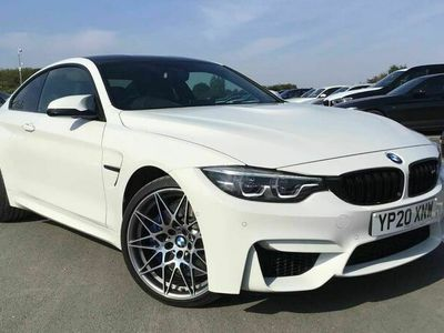 used BMW M4 Competition 2dr DCT Auto