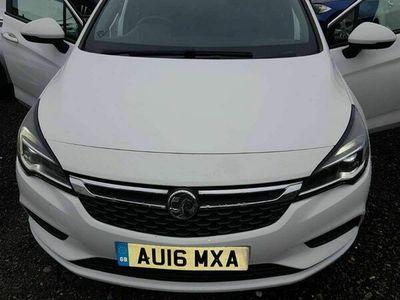 used Vauxhall Astra 1.0i Turbo ecoFLEX Energy (s/s) 5dr