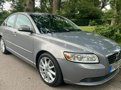 used Volvo S40 2.4 D5 SE Lux 4dr
