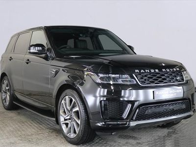used Land Rover Range Rover Sport Petrol 2.0 P400e HSE 5dr Auto