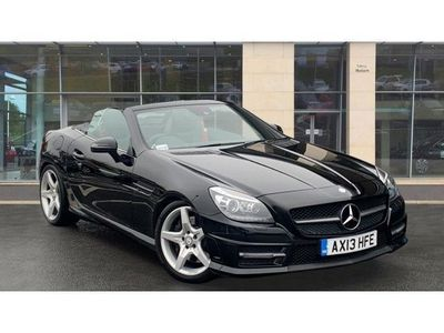 used Mercedes SLK250 CDI BlueEFFICIENCY AMG Sport 2dr Tip Auto Diesel Roadster 2.2
