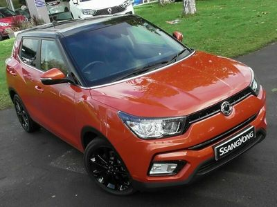 used Ssangyong Tivoli 1.6 D LE 5dr Auto