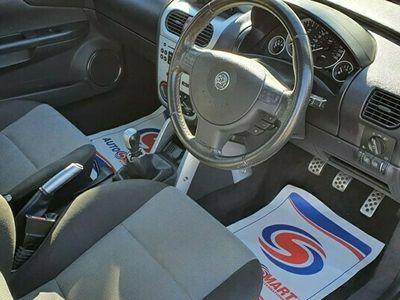 used Vauxhall Tigra Roadster 1.4i 16V Sport 2d