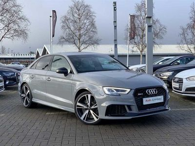 used Audi RS3 RS32.5 Tfsi Quattro 400 Ps S Tronic Auto 4-Door